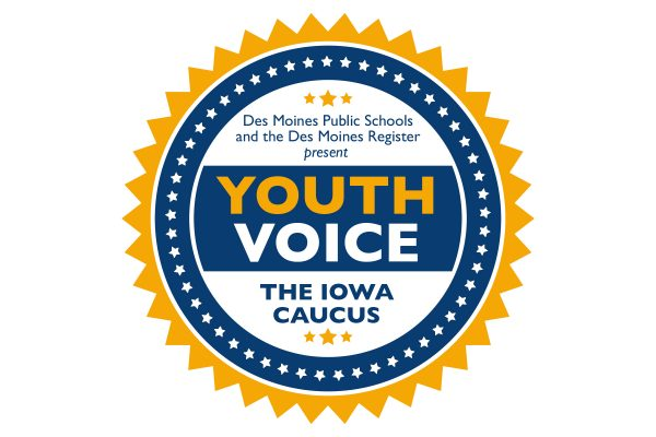 DMPS, Register Host Youth Forum for Presidential Candidates