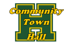 Hoover Community Town Hall