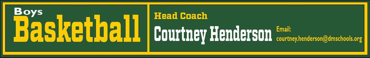 B Basketball Coach Info