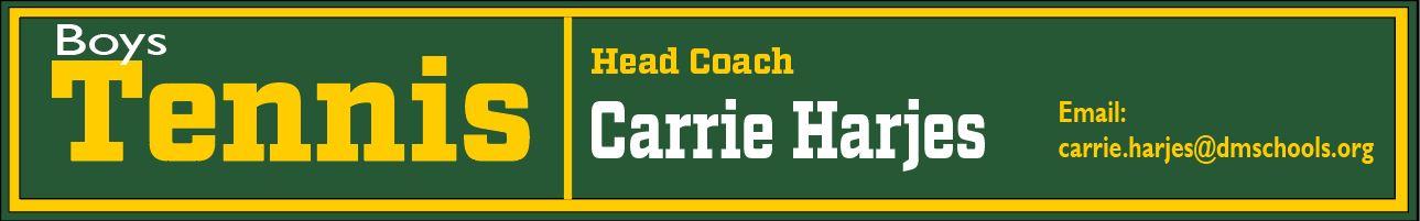 B Tennis Coach Info
