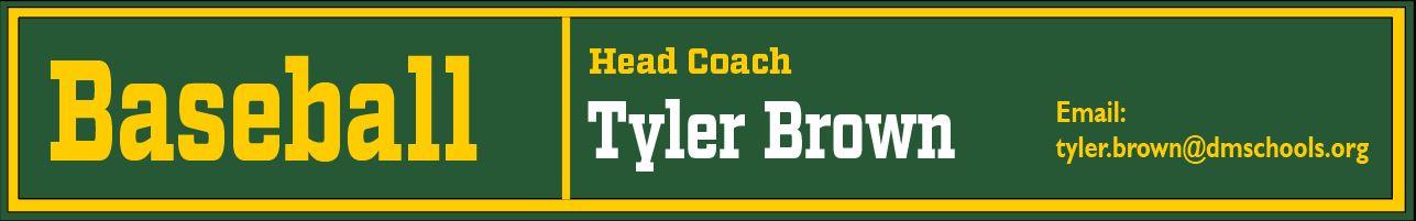Baseball Coach Info