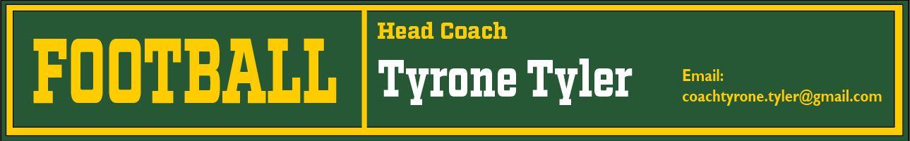 Football Coach info