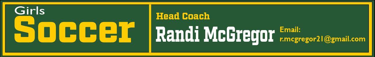 G Soccer Coach Info