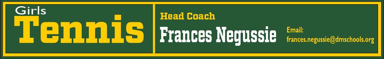 G Tennis Coach Info
