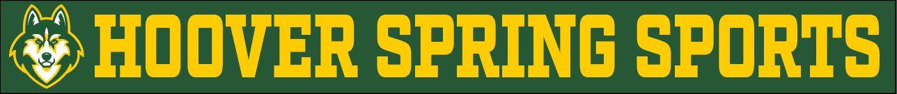 Hoover Spring Sports Header