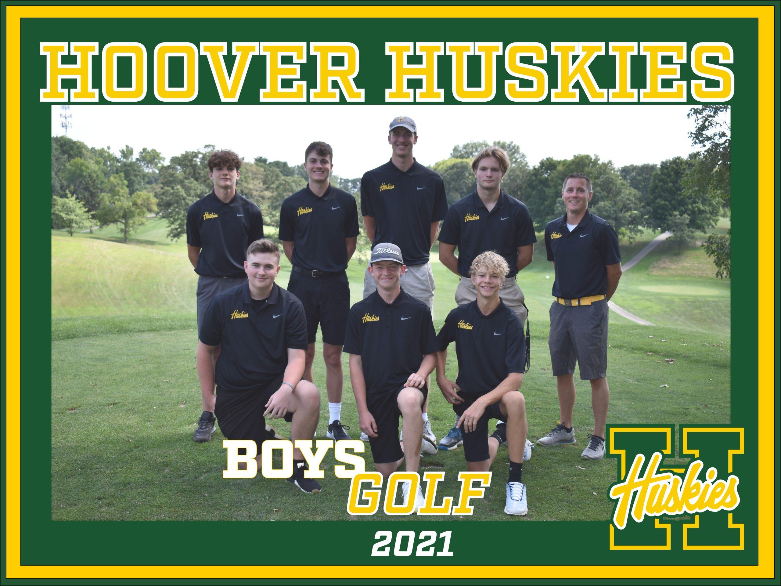 Hoover Boys Golf 2021