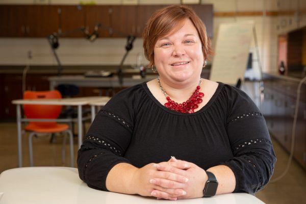 Hoover's Hamilton: High School English Teacher of Excellence